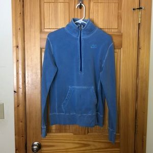 Nike 3/4 Zip Sweatshirt